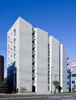 パークハビオ駒沢大学の外観
