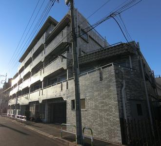 旭泉マンションの外観