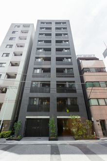 SOLASIA residence 京橋の外観