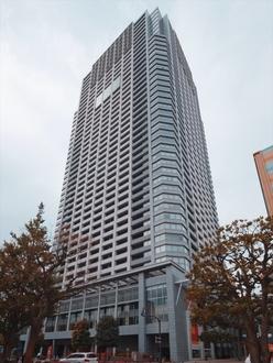 Brilliaタワー東京の外観