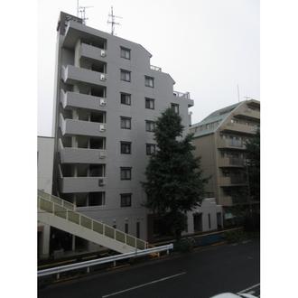 クリオ武蔵関壱番館の外観