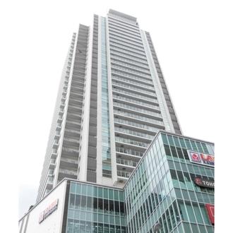 上大岡タワー・ザ・レジデンスの外観
