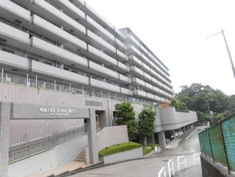 ワコーレロイヤルヒルズ横浜蒔田の外観