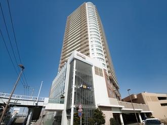 クリオレジダンスタワー横濱鶴ヶ峰の外観