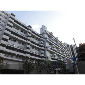 東急ドエル藤沢ビレジ3号棟の外観