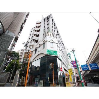 シャトレーイン東京・笹塚の外観
