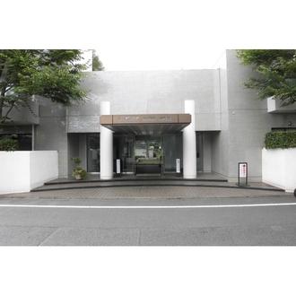 上野毛コートハウスB棟の外観