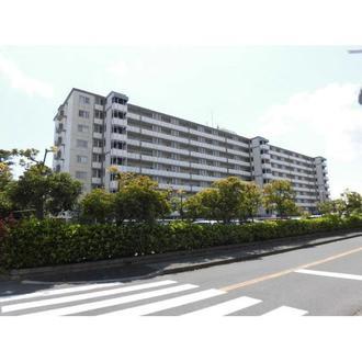 新松戸ユーカリパークハウスC棟の外観