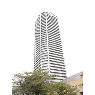 ライブタワー武蔵浦和の外観