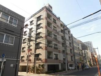 中銀浅草寿町マンシオンの外観