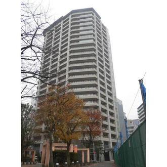 パークタワー東京フロントの外観