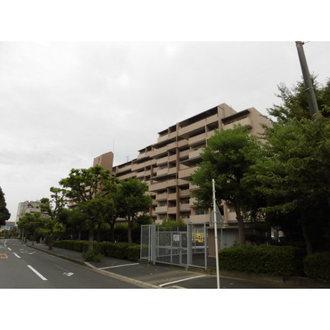 茨木レックスマンションの外観