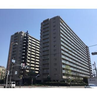 ファミール北大阪パークサイドの外観