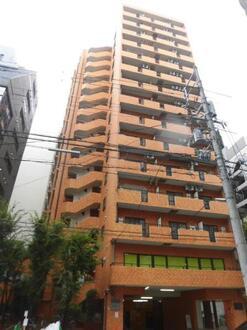 ライオンズマンション東本町第3の外観