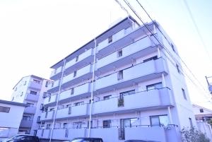 サーラシティ井田の外観