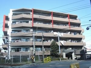 カインドステージ北鎌倉の外観