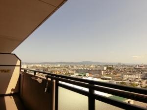 ライオンズマンション千里丘ガーデンシティの外観