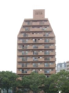 ライオンズマンション京橋川公園の外観