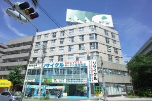 横浜宮元町第一分譲共同ビルの外観