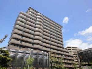 ライオンズマンション藤ケ丘ガーデンシティ1番館の外観