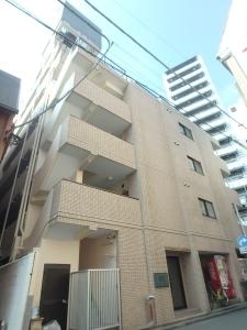 ライオンズマンション川崎駅南の外観