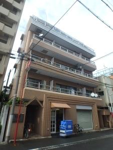 ライオンズマンション川崎第11の外観