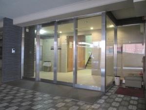 マンション西新宿の外観