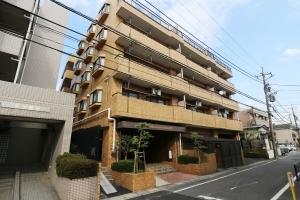 ライオンズマンション武蔵新城第2の外観