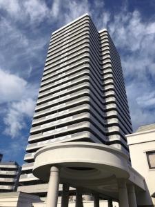 ベルパークシティ画地3CENTER棟の外観