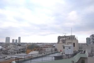 ローゼ高津の外観