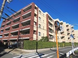 パークハウス横浜保土ヶ谷の外観
