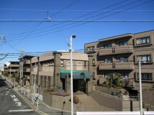ライオンズガーデンヒルズ富士見台五番館の外観