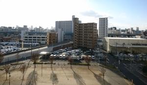 ルイシャトレ北大阪の外観