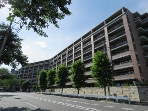 横濱山手テラス弐番館の外観