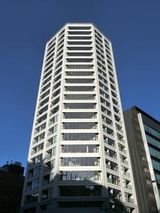 THE千代田麹町TOWERの外観