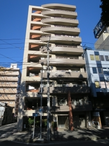 トースト横浜大通り公園の外観