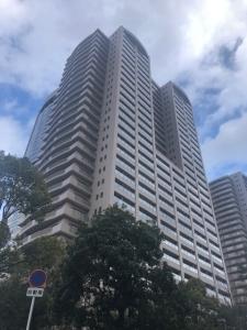 OAPレジデンスタワー西館の外観