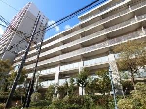 リバーガーデン平野駅前ECOの外観