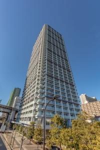 ベイクレストタワーの外観