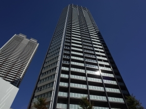 BEACON Tower Residenceの外観