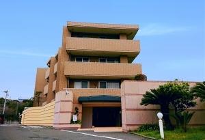 鎌倉七里ガ浜パーク・ホームズの外観