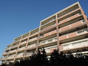 ロータリーパレス藤沢の外観
