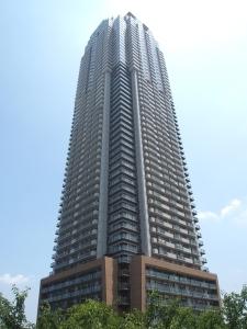エルザタワー55の外観