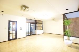 徳川町パークマンションの外観