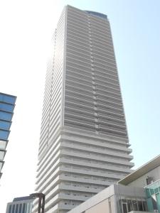岐阜シティ・タワー43の外観