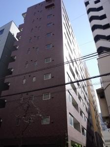 パレ・ソレイユ東京日本橋の外観