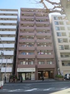 グランパーク横濱南の外観
