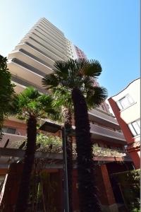 パークタワー東京クラルテ ステーションフロントの外観