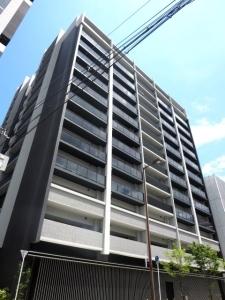 ザ・大阪レジデンス梅田の外観