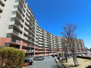 ラムーナ横浜戸塚フォレストリッジの外観